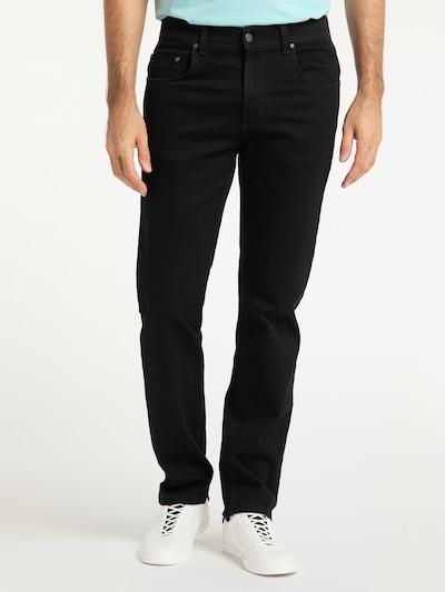 PIONEER Jeans 'Rando' in black denim, Modelansicht