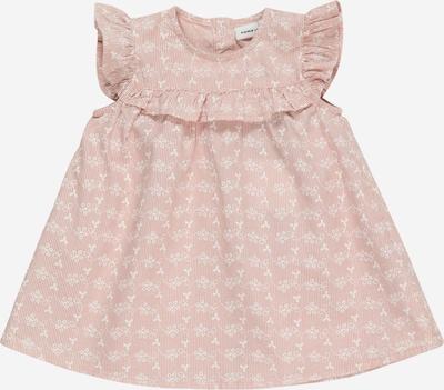 NAME IT Jurk 'HETINA' in de kleur Pink / Wit, Productweergave