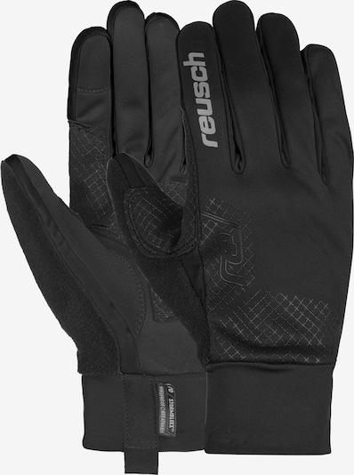 REUSCH Fingerhandschuhe 'Arien STORMBLOXX' in schwarz, Produktansicht