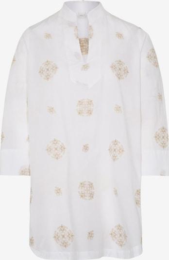 ETERNA Bluse in beige / braun, Produktansicht