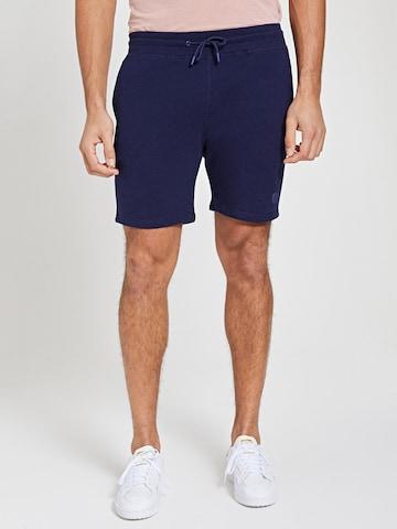 Shiwi Shorts in Blau