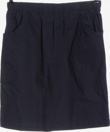 Basic Line Skirt in L in Blue