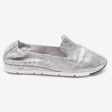 Kennel & Schmenger Flats & Loafers in 40 in Silver