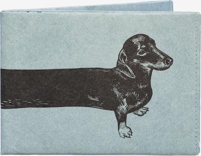 paprcuts Portemonnaie 'SAUSAGE DOG' in hellblau, Produktansicht