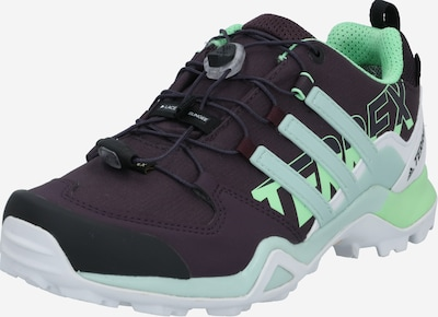 ADIDAS PERFORMANCE Wanderschuh 'TERREX Swift R2' in mint / lila / weiß, Produktansicht