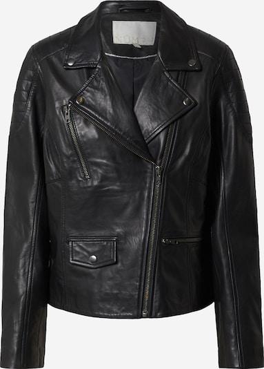 NÜMPH Prehodna jakna 'COOPER' | črna barva, Prikaz izdelka