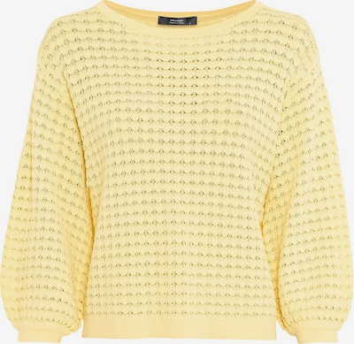 HALLHUBER Sweater in Yellow, Item view