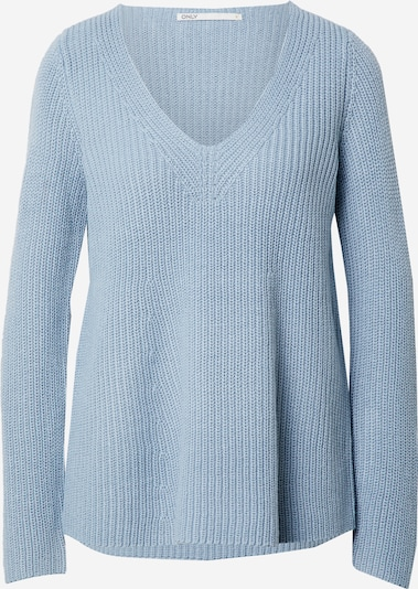 ONLY Sweter 'SOOKIE' w kolorze podpalany niebieskim, Podgląd produktu