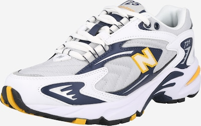 new balance Sneakers in Yellow / Light grey / White, Item view
