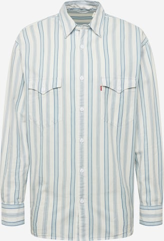 LEVI'S Hemd 'Barstow' in Weiß