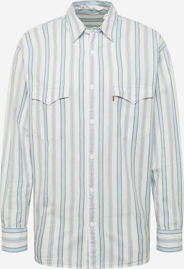 Camicia 'Barstow' LEVI'S di colore blu chiaro / grigio chiaro / bianco sfumato, Visualizzazione prodotti