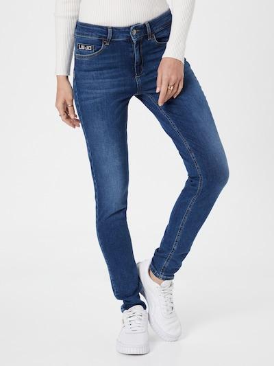 Jeans 'DIVINE' LIU JO JEANS di colore blu denim, Visualizzazione modelli