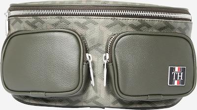 TOMMY HILFIGER Tasche in nude / khaki / pastellgrün, Produktansicht