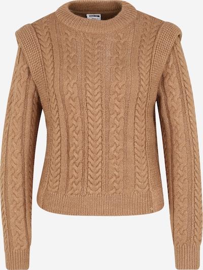 Megztinis 'EMBER' iš Noisy May (Petite) , spalva - šviesiai ruda: Vaizdas iš priekio