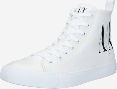 ARMANI EXCHANGE Trampki wysokie w kolorze białym, Podgląd produktu