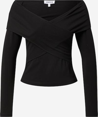 EDITED Koszulka 'Sandra' w kolorze czarnym, Podgląd produktu