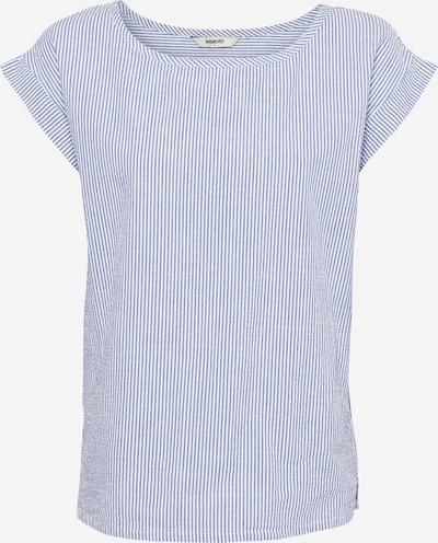 Wemoto Shirts 'NELE' i blå / hvid, Produktvisning