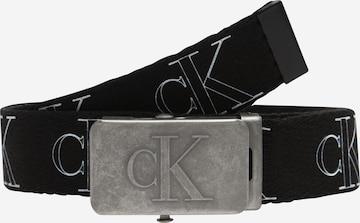 Calvin Klein JeansRemen - crna boja