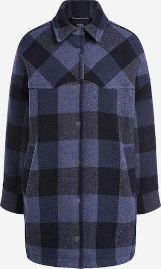 SET Jacke in blau / lila, Produktansicht