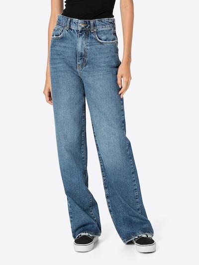 Gina Tricot Jeans 'Idun' in dunkelblau, Modelansicht