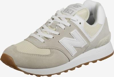 Sneaker low new balance pe gri deschis / alb, Vizualizare produs