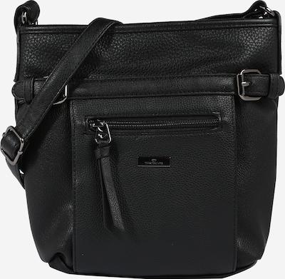 TOM TAILOR Umhängetasche 'Juna' in schwarz, Produktansicht