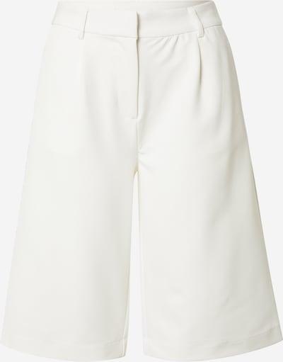 Kelnės su kantu 'DITTA' iš VILA, spalva – balta, Prekių apžvalga