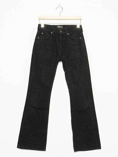 Lee Jeans in 29/30 in black denim, Produktansicht