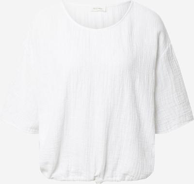 AMERICAN VINTAGE T-shirt 'Oyobay' en blanc, Vue avec produit