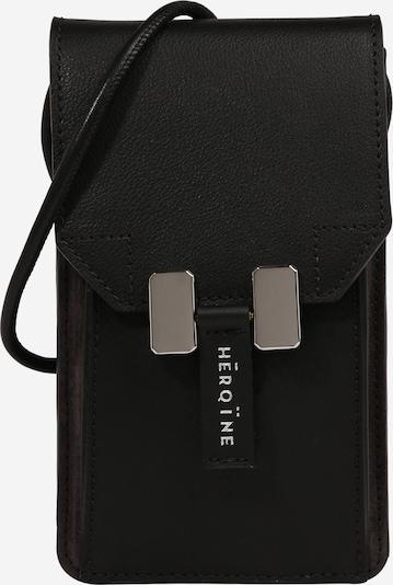 Maison Hēroïne Smartphonehülle 'Romy' in schwarz, Produktansicht