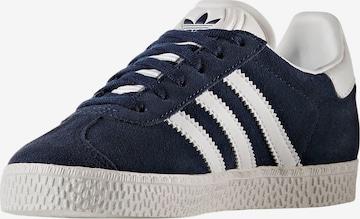 ADIDAS ORIGINALS Sneaker 'GAZELLE' in Blau