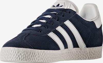 ADIDAS ORIGINALS Sneakers 'GAZELLE' in de kleur Navy / Wit, Productweergave