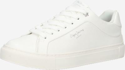 Pepe Jeans Zapatillas deportivas bajas 'ADAMS' en gris claro / offwhite, Vista del producto