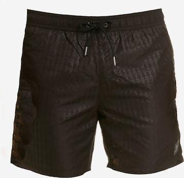 Shorts de bain Karl Lagerfeld en noir