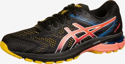 ASICS Loopschoen 'GT-2000 8 Trail' in de kleur Sinaasappel / Zwart, Productweergave