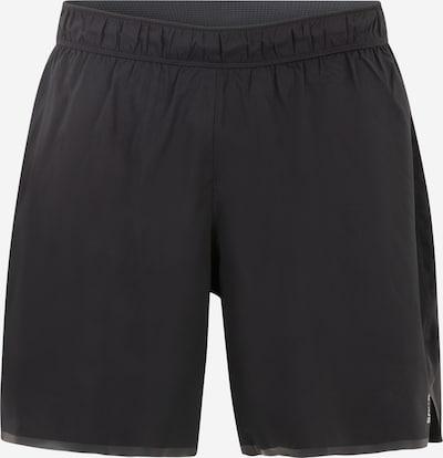 SAXX Sportbroek 'PILOT' in de kleur Grijs / Zwart, Productweergave