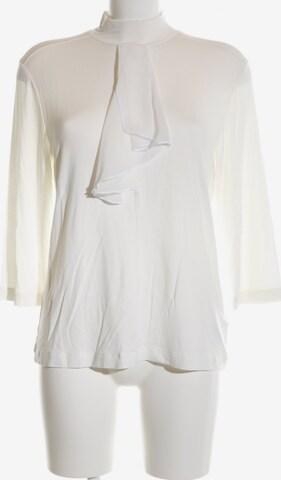 Uta Raasch Langarm-Bluse in XL in Weiß