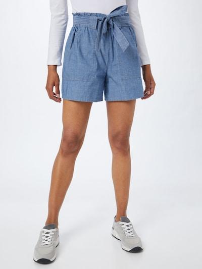 VERO MODA Shorts 'AKELA' in blau, Modelansicht