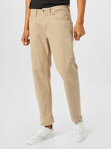 TOM TAILOR DENIM Jeans i beige