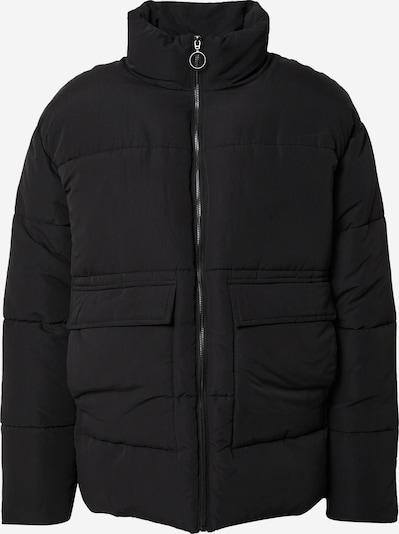 DAN FOX APPAREL Jacke 'Keanu' in schwarz, Produktansicht
