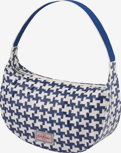 Cath Kidston Schultertasche in creme / blau, Produktansicht