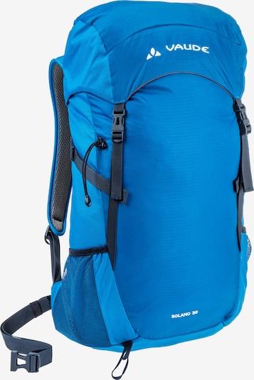 VAUDE Wanderrucksack 'SOLANO ' in blau, Produktansicht