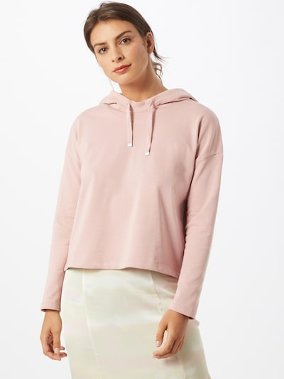 Bluză de molton 'Goldie' ABOUT YOU pe roz: Privire frontală