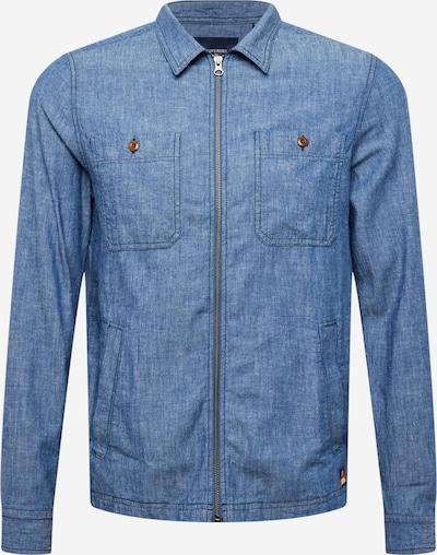 Superdry Jacke 'SHOREBREAK' in blue denim, Produktansicht