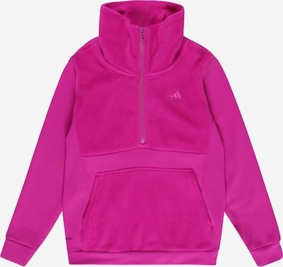 ADIDAS PERFORMANCE Sporta džemperis, krāsa - orhideju, Preces skats
