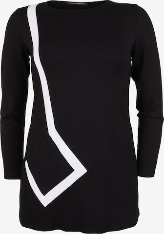Doris Streich Tunic in Black