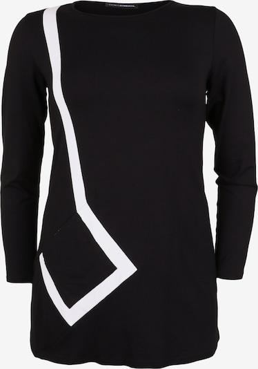 Doris Streich Tunika in schwarz / weiß, Produktansicht