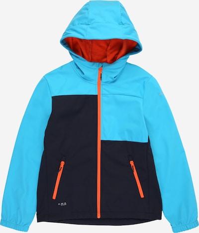 ICEPEAK Chaqueta de montaña 'Kars' en azul / azul noche / naranja claro, Vista del producto
