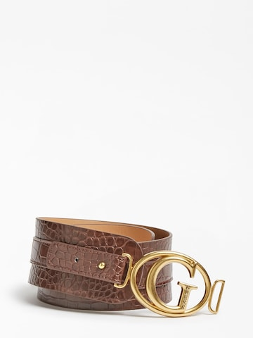 GUESS Belt in Brown