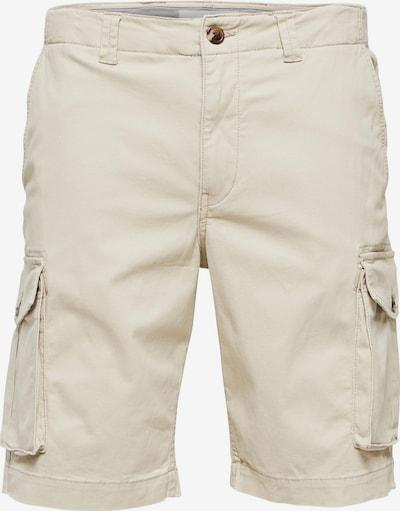 Pantaloni cargo 'Aiden' SELECTED HOMME di colore beige, Visualizzazione prodotti